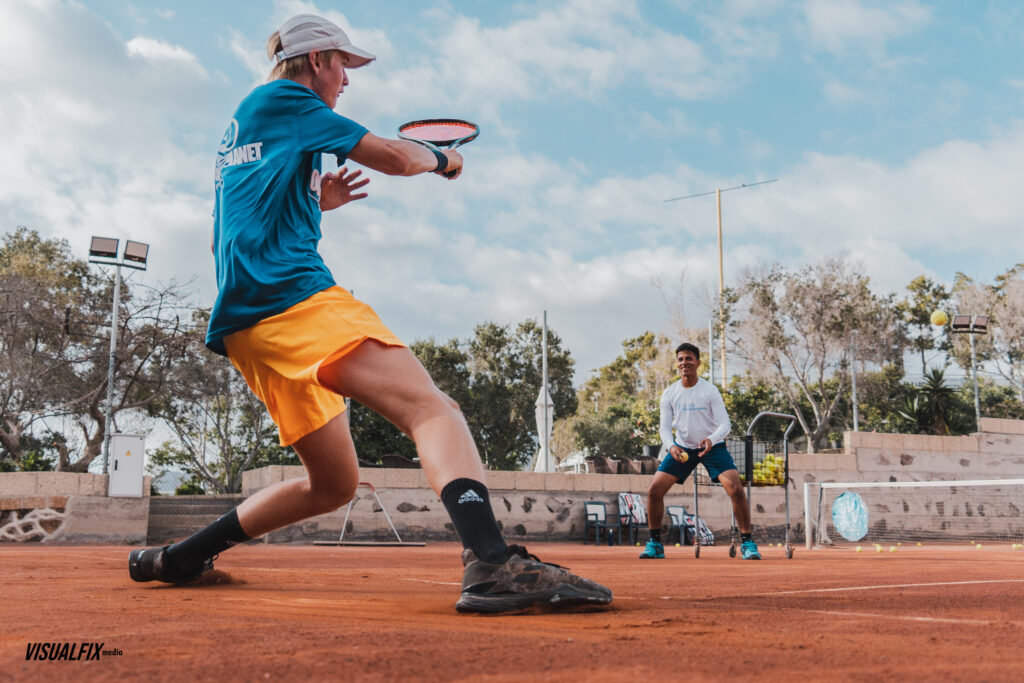 individual tennis lessons