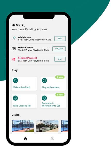 download playtomic app
